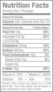 tomato mozzeralla salad nutrition facts, Slim Soul, Jillian Michaels